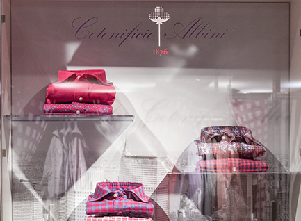 Albini Group presents A/W 2014-2015 trends